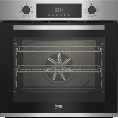 Beko CIMY91X Aeroperfect™ Built In Electric Single Oven