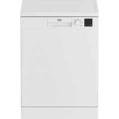 Beko DVN05C20W Freestanding Dishwasher