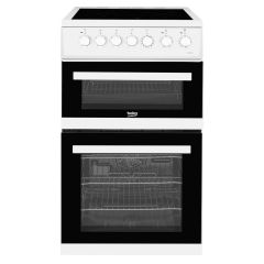 Beko EDVC503W Electric Cooker