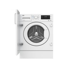 Beko WDIC7523002 1200 Spin Built In Washer Dryer