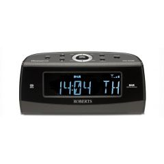 Roberts CHRONODAB DAB/DAB+/FM RDS digital clock radio with large LCD display