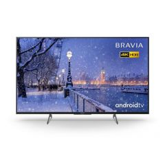 Sony KD49XH8505BU 49` 4K Hdr Led Android TV